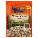 Uncle Ben's Ready Rice Whole Grain Medley Roasted Garlic