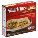 Weight Watchers Smart Ones Stuffed Breakfast Sandwiches - 2 ct