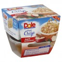 Dole Fruit Crisp Bowls Apple Cinnamon - 2 ct
