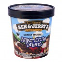 Ben & Jerry's Ice Cream Stephen Colbert's Americone Dream