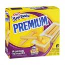 Kraft Handi-Snacks Premium Breadsticks 'n Cheez - 6 ct