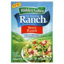 Hidden Valley Salad Dressing & Seasoning Mix Spicy Ranch - Makes 16 oz