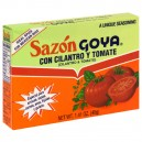 Goya Seasoning Sazon Cilantro & Tomato - 8 ct