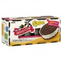Skinny Cow Ice Cream Sandwiches Vanilla Low Fat - 6 ct