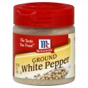 McCormick Pepper White Ground