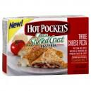 Hot Pockets Stuffed Crust Pizza Three Cheese - 2 ct