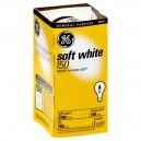 G.E. Soft White Longlife Light Bulb Medium Base 150 Watt
