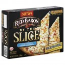 Red Baron By The Slice Pizza 4 Cheese Fire Baked Frozen - 2 ct