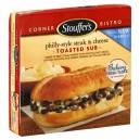 Stouffer's Corner Bistro Panini Sandwich Philly Style Steak & Cheese