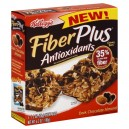 Kellogg's Fiber Plus Antioxidants Chewy Bars Dark Chocolate Almond - 5 ct