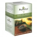 Mighty Leaf Tea Tropical Green Tea Pouches Light Caffeine