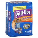 Huggies Pull-Ups Training Pants Learning Designs 4T-5T Boy - 38+ lbs