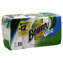 Bounty Paper Towels Select-a-Size Giant Rolls