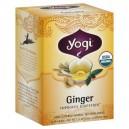 Yogi Ginger Digestive Aid Healing Formula Tea Bags Organic
