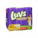 Luvs Ultra Leakguards Diapers Size 5 Both Jumbo Pack - 27+ lbs