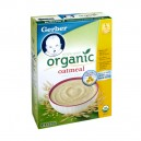 Gerber Cereal Oatmeal Single Grain Organic