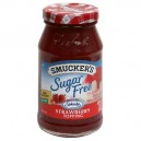 Smucker's Toppings Strawberry Sugar Free