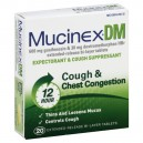 Mucinex DM Expectorant Cough & Chest Congestion Extended Release Tablets