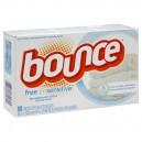 Bounce Dryer Sheets Free & Sensitive