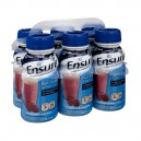 Ensure Nutrition Shake Strawberries & Cream - 6 pk
