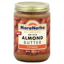 MaraNatha Almond Butter No Stir Creamy All Natural