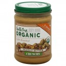 Santa Cruz Organic Peanut Butter Light Roasted Crunchy