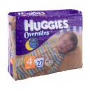 Huggies Overnites Diapers Size 4 Both Jumbo Pack - 22-37 lbs