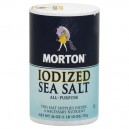 Morton Sea Salt Iodized All-Purpose