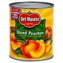 Del Monte Peaches Yellow Cling Sliced in Heavy Syrup