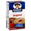 Quaker Instant Oatmeal Regular - 12 ct