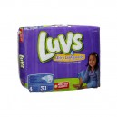 Luvs Ultra Leakguards Diapers Size 4 Both Jumbo Pack - 22-37 lbs