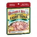 Bumble Bee Tuna Chunk Light in Water Pouch