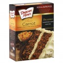 Duncan Hines Decadent Ingredient Rich Cake Mix Classic Carrot