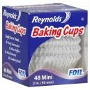 Reynolds Baking Cups Foil Mini 2 Inch
