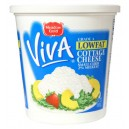 Viva Cottage Cheese Small Curd Low Fat 2%