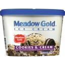 Meadow Gold Ice Cream - Cookies & Cream