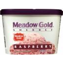 Meadow Gold Sherbet - Raspberry