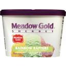 Meadow Gold Sherbet - Rainbow Rapture
