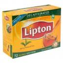Lipton Tea Bags Decaffeinated 100% Natural