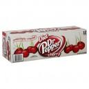 Dr Pepper Cherry Diet - 12 pk
