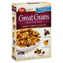 Post Selects Great Grains Cereal Raisins, Dates & Pecans