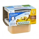 Gerber 1st Foods Nature Select Bananas - 2 pk