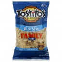 Tostitos Tortilla Chips Bite Size White Corn Family Size