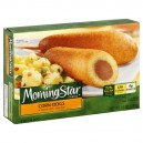 MorningStar Farms Veggie Corn Dogs - 4 ct Frozen