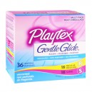 Playtex Gentle Glide Tampons Unscented Multipack
