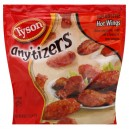Tyson Any'tizers Chicken Wings Hot Buffalo Style Fully-Cooked Frozen