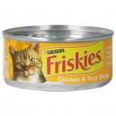 Friskies Wet Cat Food Chicken & Tuna
