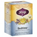 Yogi Bedtime Natural Sleep Aid Healing Formula Tea Bags Organic