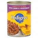 Pedigree Choice Cuts Wet Dog Food with Lamb & Vegetables in Sauce