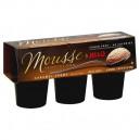 Jell-O Mousse Temptations Caramel Creme Sugar Free 60 Calories - 6 ct